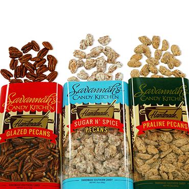 Savannah Snack Bags Candied Nuts Savannah Candy