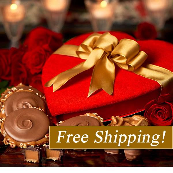 Juliet's Heart Gift Box