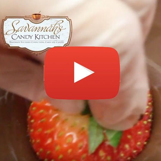 Savannah's Candy Kitchen WTOC Commercial Video