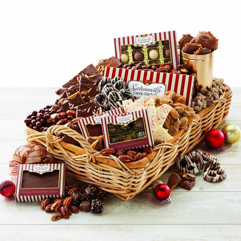 The Live Oak Gift Basket