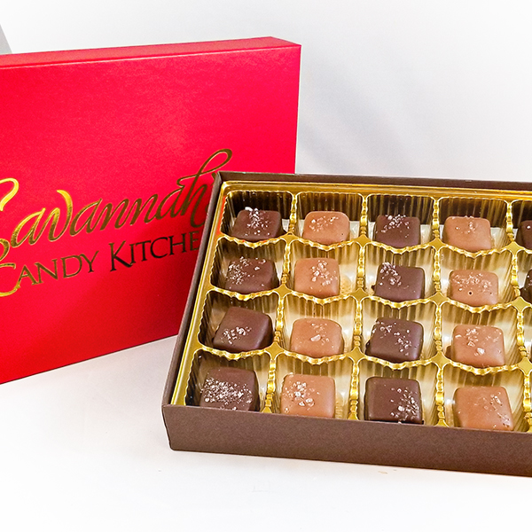 Sea Salt Caramel Gift Box