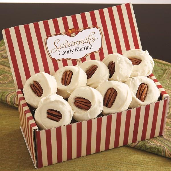 Handmade Pecan Divinity Gift Box