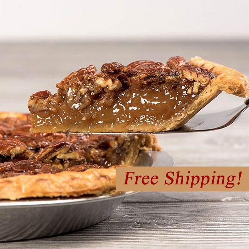 Savannah's Traditional Southern Pecan Pie