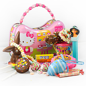 Hello Kitty Easter Gift Tin