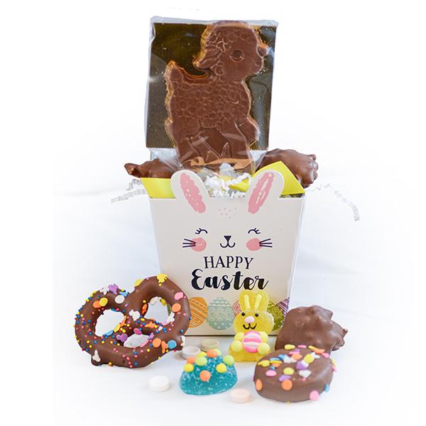 Easter Bunny Mini Basket
