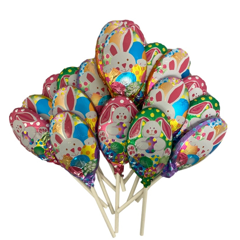 Easter Chocolate Pops