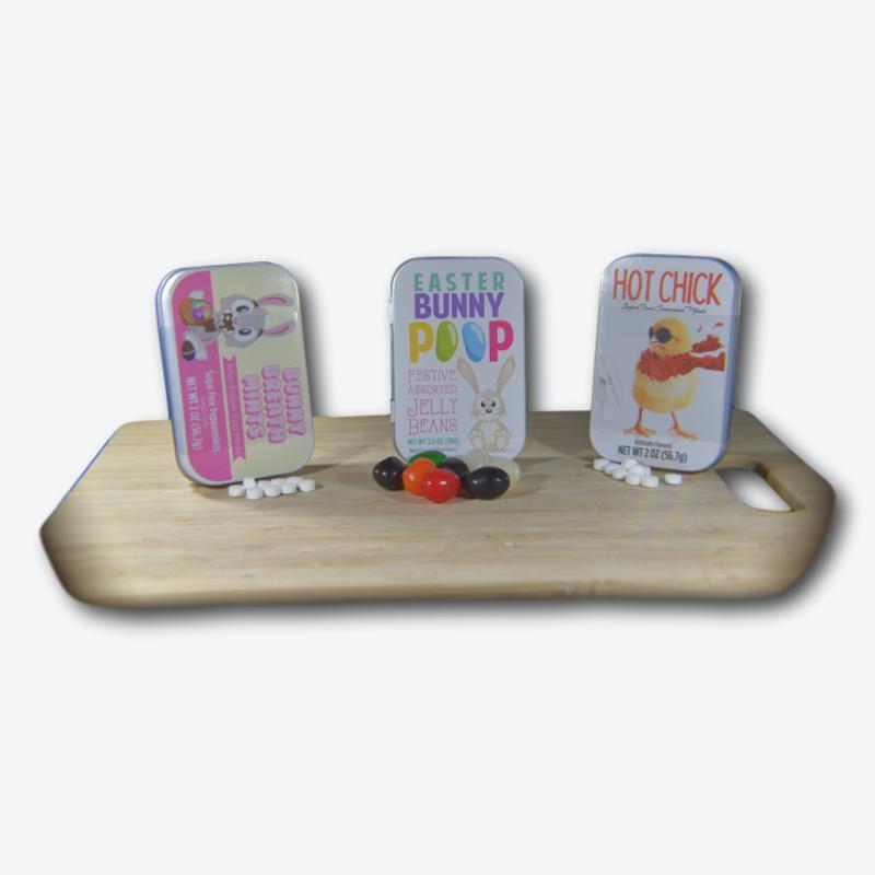 Funny Bunny Tins