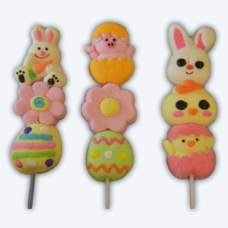 Easter Marshmallow on a Stick