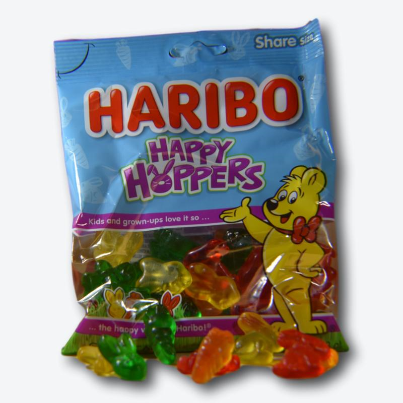 Happy Hopper Gummy Bag