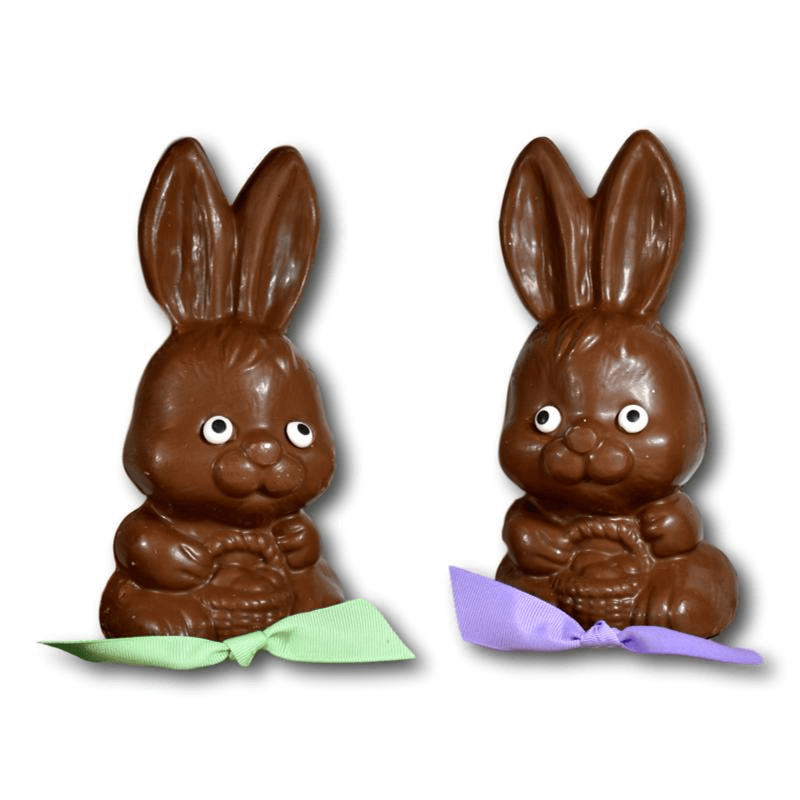 Milk Chocolate Easter Bunny (Solid 10oz)