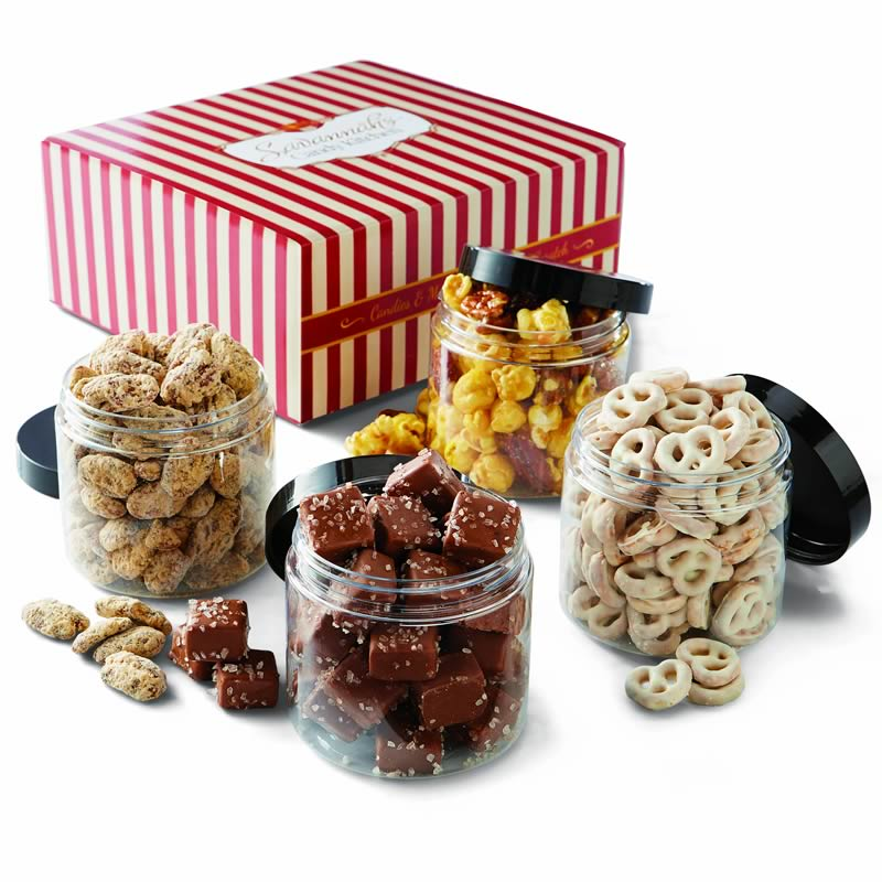 Savannah's Goodie Jar Sampler
