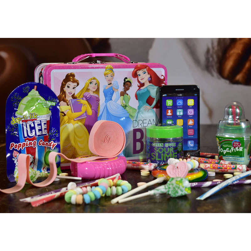 Disney Princess Candy Tin