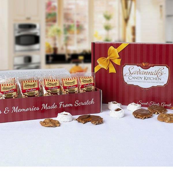 50pc Bulk Candy Boxes - Chocolate Pralines