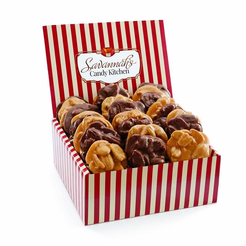 24 Piece Assorted Praline Gift Box