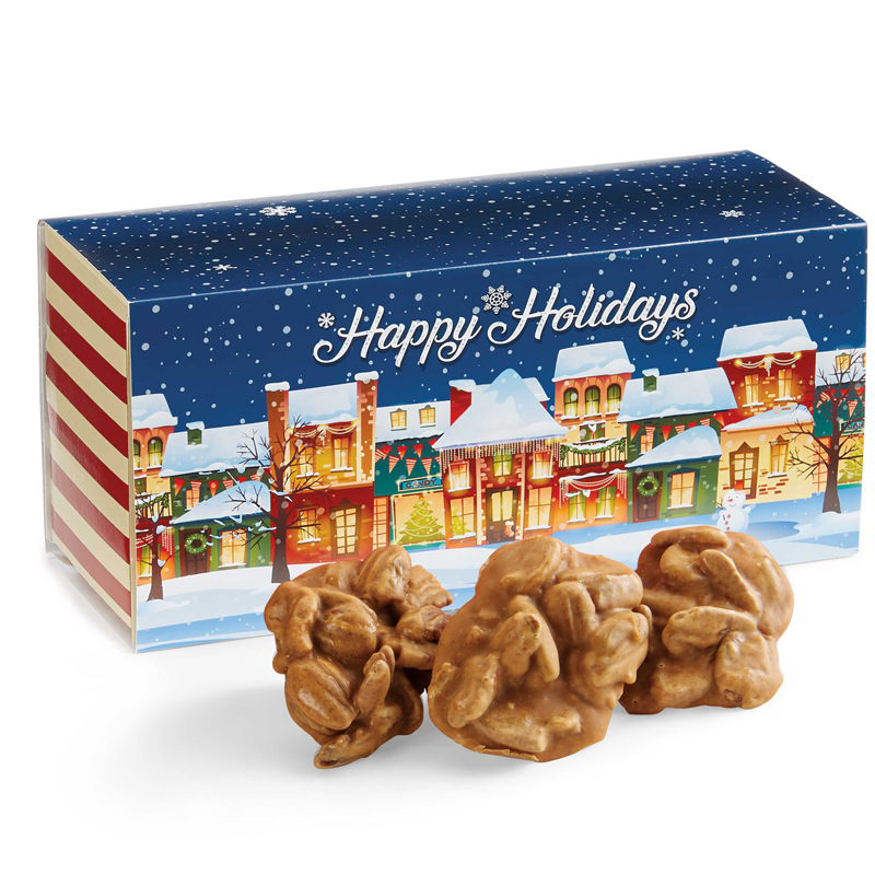 12 Piece Original Pralines in the Holiday Gift Box