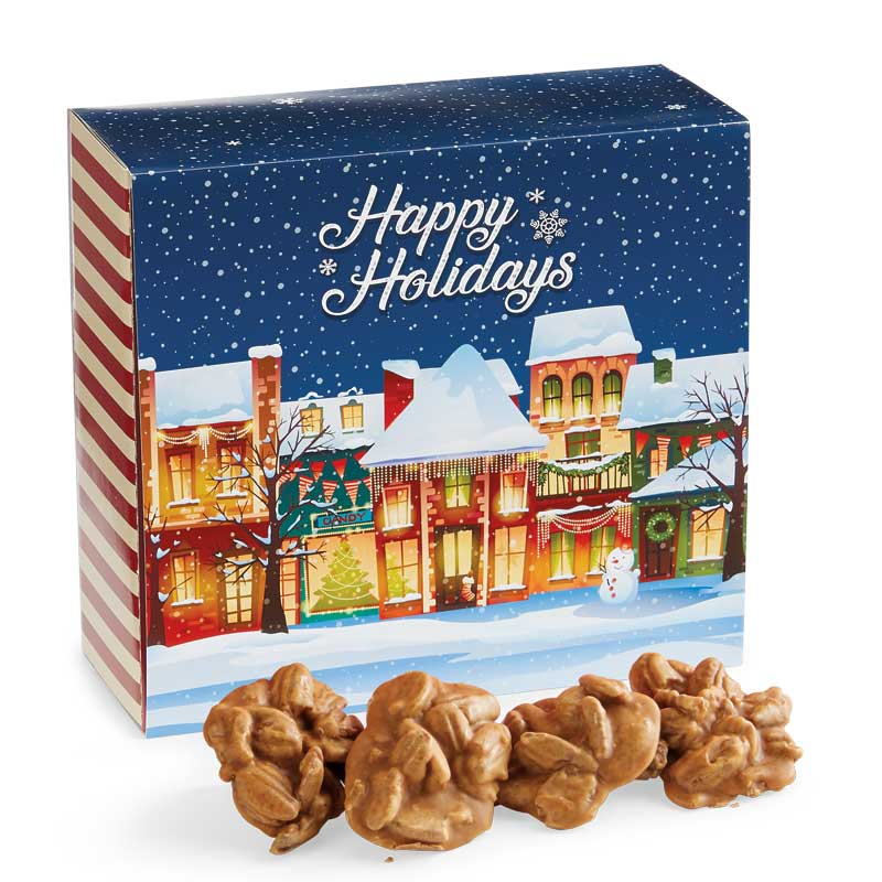 24 Piece Original Pralines in the Holiday Gift Box