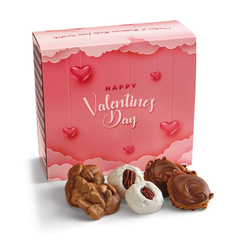 24 Piece Best Sellers Trio in the Valentine's Gift Box