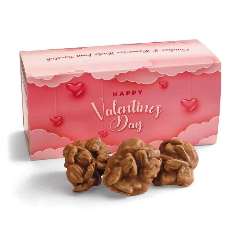 12 Piece Original Pralines in the Valentine's Gift Box