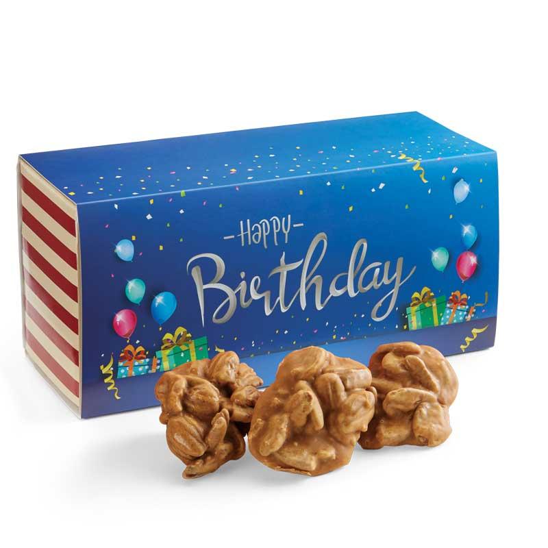 12 Piece Original Pralines in the Birthday Gift Box