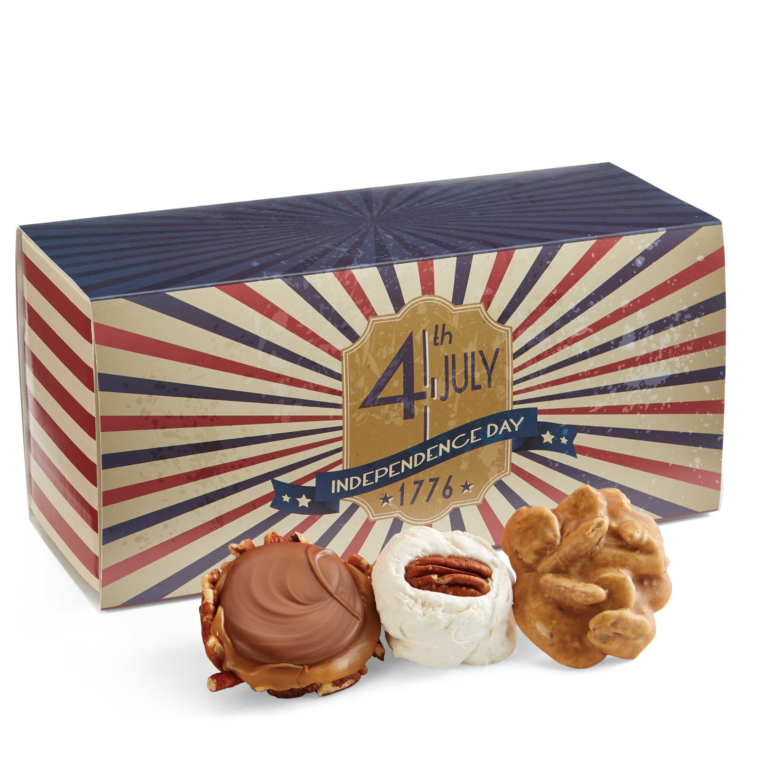 12 Piece Best Sellers Trio in the 4th of July Gift Box