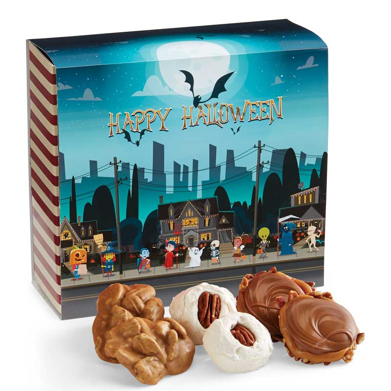 24 Piece Best Sellers Trio in the Halloween Gift Box