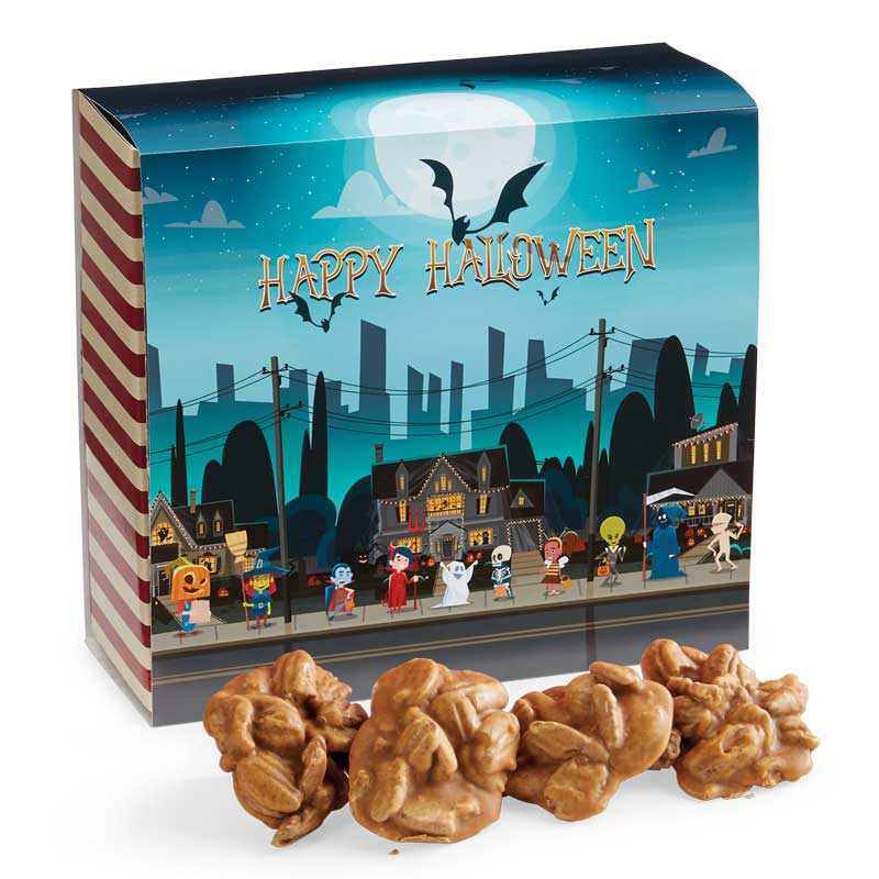 24 Piece Original Pralines in the Halloween Gift Box