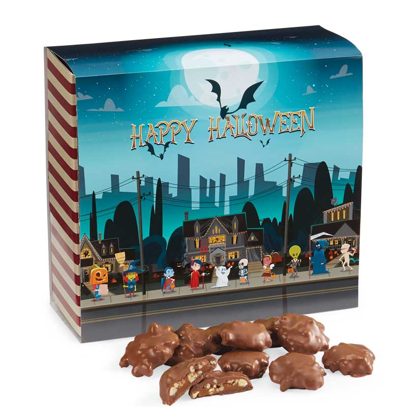 48 Piece Baby Turtle Gophers in the Halloween Gift Box