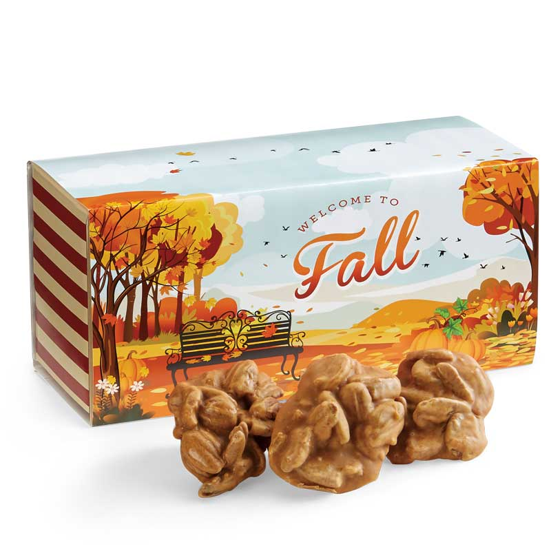 12 Piece Original Pralines in the Fall Gift Box