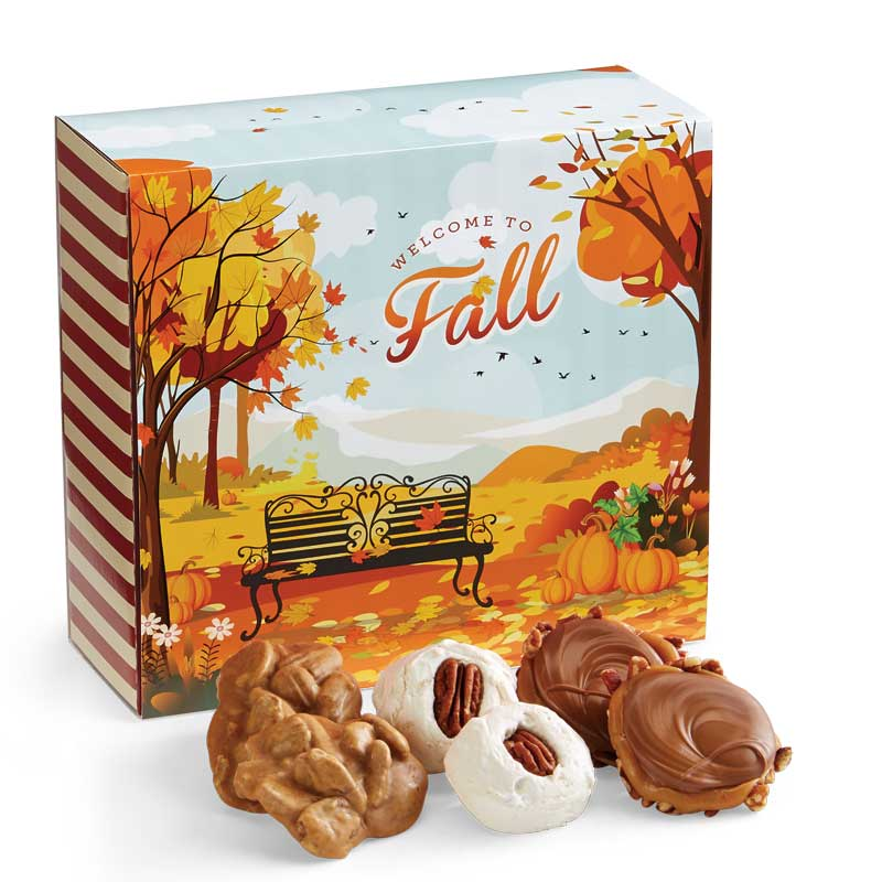 24 Piece Best Sellers Trio in the Fall Gift Box