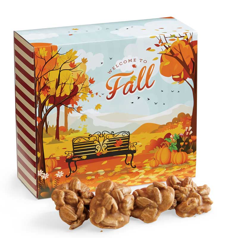 24 Piece Original Pralines in the Fall Gift Box