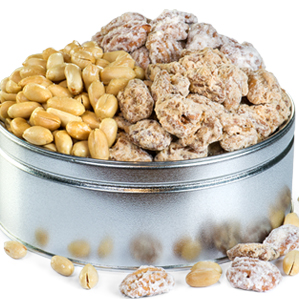 Sweet & Salty Nut Sampler