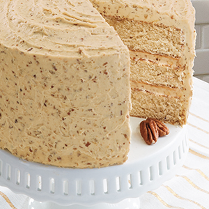Praline Layer Cake
