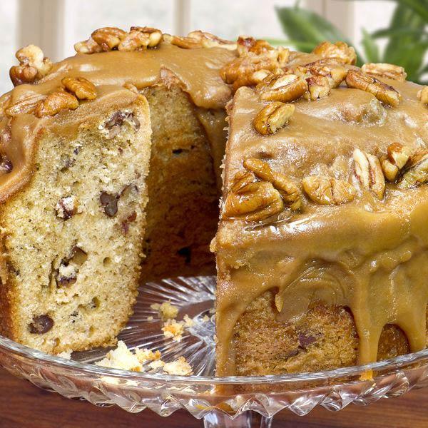 Praline Pound Cake