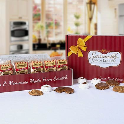 50pc Bulk Candy Boxes - Praline & Gopher Duo - 50pc.
