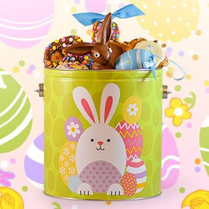 Easter Bunny Pail