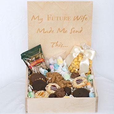 Custom Wedding Box - Future Wife