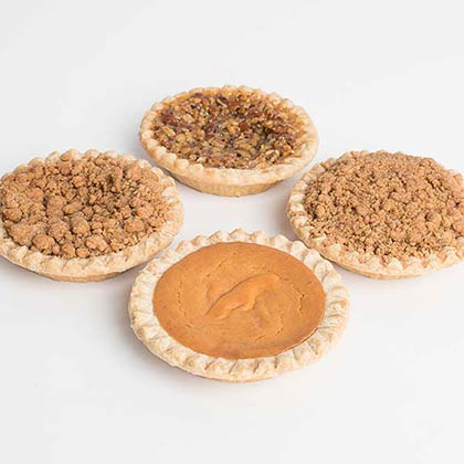 Holiday Pie Tart Collection