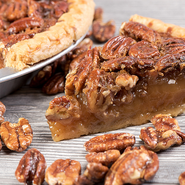 Savannah's Traditional Southern Pecan Pie - 2 Pack
