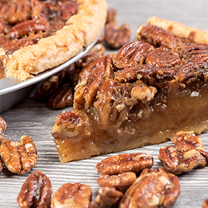 Savannah's Southern Pecan Pie - 2 Pack