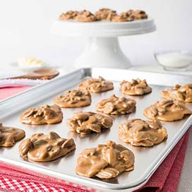Gourmet Pecan Pralines - Savannah's Candy Kitchen