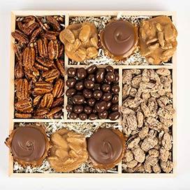 Savannah Squares Gift Tray