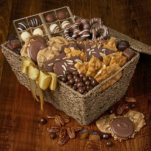 Sweet Willow Gift Basket