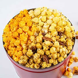The Trustee's Trio Popcorn Assortment
