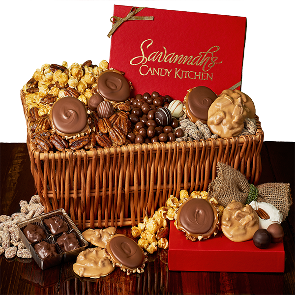 Christmas Candy Gifts - Chocolate Christmas Gifts   Savannah Candy ...