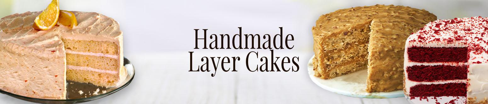 Handmade Layer Cakes