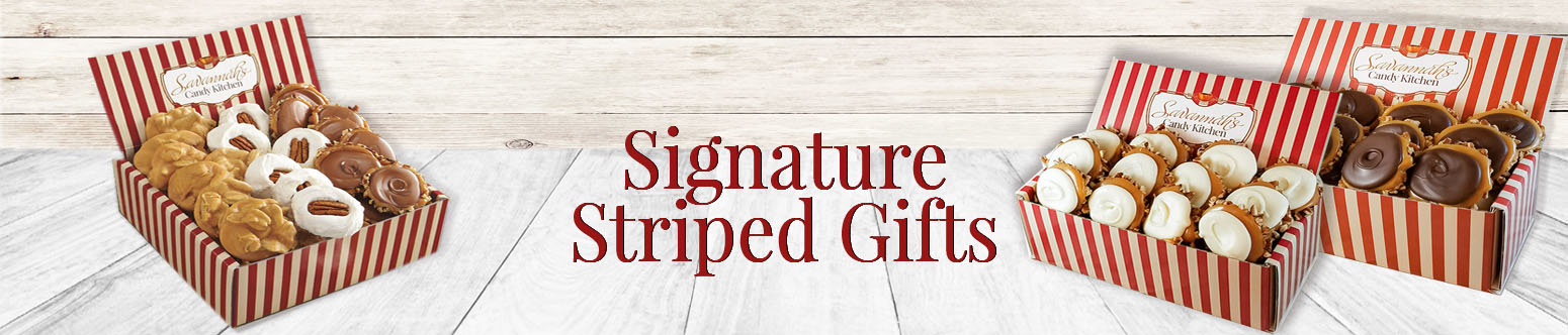 Signature Striped Gifts