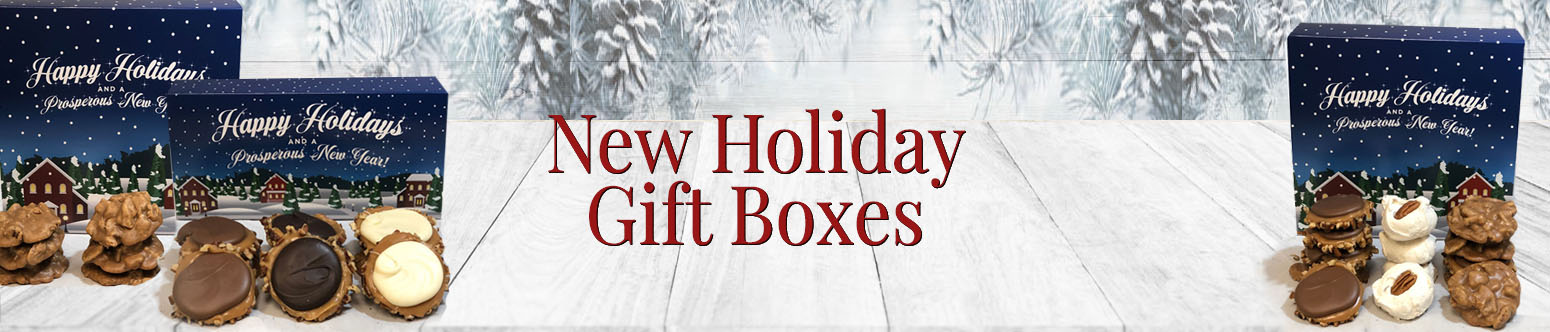 New Holiday Gift Boxes