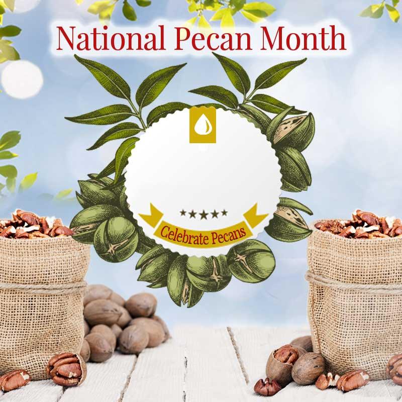 National Pecan Month