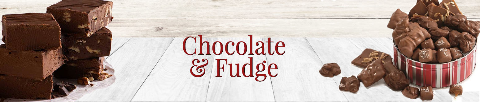 Chocolate & Fudge