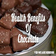 The Health Benefits of Chocolate